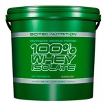 Протеин Scitec Nutrition 100% Whey Isolate 5000 г