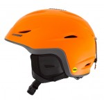 Шлем Giro Union Mips matt flame orange/titanium
