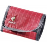 Кошелек Deuter Security Wallet raspberry check
