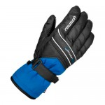 Перчатки Reusch Powderstar imper blue/black