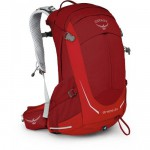 Рюкзак Osprey Stratos 24 Beet Red