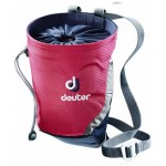 Мешочек для магнезии Deuter Gravity Chalk Bag II M magenta-navy