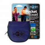 Полотенце Sea To Summit Pocket Towel Regular S
