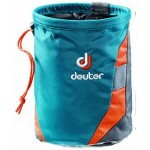 Мешочек для магнезии Deuter Gravity Chalk Bag I L petrol-granite